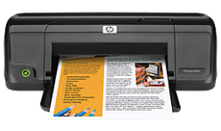 Download Treiber HP Deskjet D1660 Printer