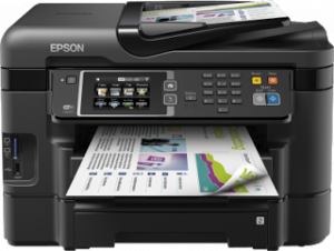 Epson WF-3640 Treiber Download